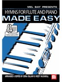Dona Gilliam/Mizzy McCaskill: Hymns For Flute And Piano Made Easy (Book/Online Audio)