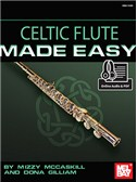 Mizzy McCaskill/Dona Gilliam: Celtic Flute Made Easy (Book/Online Audio)