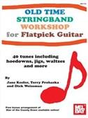 Old Time Stringband Workshop for Guitar