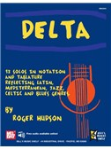 Delta: 13 Solos In Notation And Tablature