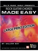 Rock Guitar Chords Made Easy