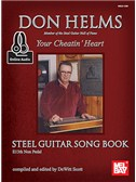 Don Helms: Your Cheatin' Heart - Steel Guitar Song Book (Book/Online Audio)