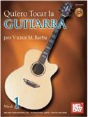 Quiero Tocar La Guitarra. Sheet Music, CD
