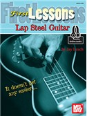 Jay Leach: First Lessons Lap Steel Guitar (Book/Online Audio)