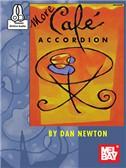 Dan Newton: More Cafe Accordion (Book/Online Audio)