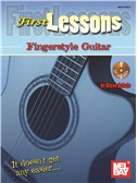 Steve Eckels: First Lessons Fingerstyle Guitar