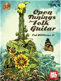 Open Tunings For Folk Guitar (Book/CD Set)