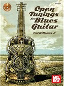 Open Tunings For Blues Guitar: Book And CD