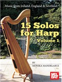 15 Solos For Harp: Volume 1. Sheet Music