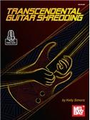 Kelly Simonz: Transcendental Guitar Shredding (Book/Online Audio)