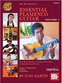 Juan Martin And Patrick Campbell: Essential Flamenco Guitar - Volume 1 (Book/2 DVDs)