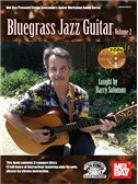 Barry Solomon: Bluegrass Jazz Guitar - Volume 2 (Book/3 CDs)