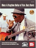 Blues and Ragtime Guitar Of Rev. Gary Davis (Book/CD). Sheet Music, CD