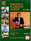 Juan Martin/Patrick Campbell: Essential Flamenco Guitar - Volume 2 (Book/2 DVDs)