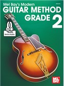 Mel Bay's Modern Guitar Method Grade 2 (Book/Online Audio)