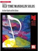 Old Time Mandolin Solos