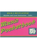 Music Pocketbook: Rock & Blues Guitar