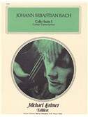 J. S. Bach - Cello Suite 1 (Lorimer). Guitar Sheet Music