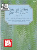 Mizzy McCaskill/Dona Gilliam: Sacred Solos For The Flute - Volume 2 (Book/Online Audio)