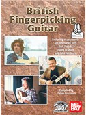 Stefan Grossman: British Fingerpicking Guitar (Book/Online Audio)