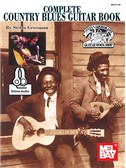 Stefan Grossman: Complete Country Blues Guitar Book (Book/Online Audio)