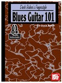 Duck Baker's Fingerstyle Blues Guitar 101 (Book/Online Audio)