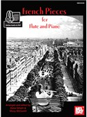Mizzy McCaskill/Dona Gilliam: French Pieces For Flute And Piano (Book/Online Audio)