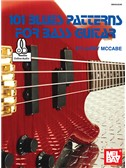 Larry McCabe: 101 Blues Patterns For Bass Guitar (Book/Online Audio)