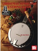 Janet Davis: Christmas Songs For 5-String Banjo (Book/Online Audio)