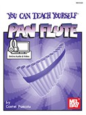 Costel Puscoiu: You Can Teach Yourself Pan Flute (Book/Online Audio/Video)