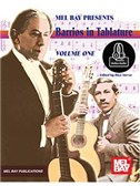 Barrios In Tablature - Volume 1