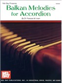 Dr. Frances M. Irwin: Balkan Melodies for Accordion