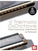 Tremolo And Octave Harmonica Method