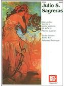 Julio S. Sagreras Guitar Lessons Books 4-6 and Advanced Technique. Sheet Music