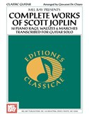 Complete Works Of Scott Joplin For Guitar