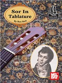 Ben Bolt: Sor In Tablature (Book/Online Audio)
