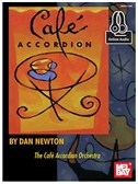 Dan Newton: Cafe Accordion (Book/Online Audio)