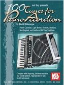David Digiuseppe: 100 Tunes for Piano Accordion