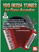 David DiGiuseppe: 100 Irish Tunes For Piano Accordion (Book/Online Audio)