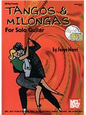 Tangos And Milongas For Solo Guitar (Book and CD)