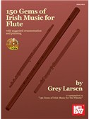 150 Gems Of Irish Music For Flute: Book/2-CD Set