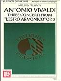 Antonio Vivaldi: Three Concerti from L