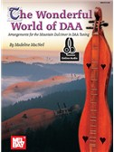 Madeline MacNeil: The Wonderful World Of DAA (Book/Online Audio)