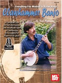 Ken Perlman: Everything You Wanted To Know About Clawhammer Banjo (Book/Online Audio)