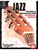 Jazz Etudes And Exercises For Classical Guitar (Book/Online Audio)