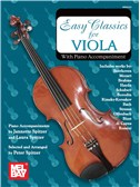 Easy Classics for Viola - With Piano Accompaniment