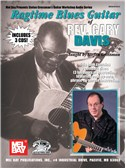 Ragtime Blues Guitar of Rev. Gary Davis (Book/3-CD Set). Guitar Tab Sheet Music