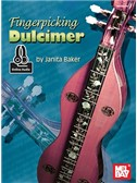Janita Baker: Fingerpicking Dulcimer (Book/Online Audio)