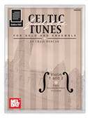 Craig Duncan: Celtic Fiddle Tunes For Solo And Ensemble - Violin 1 And 2 (Book/Online PDF)