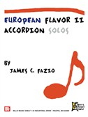 European Flavor II (Accordion Solos)